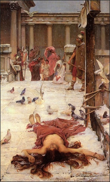art-john-william-waterhouse-st-eulalia-1885