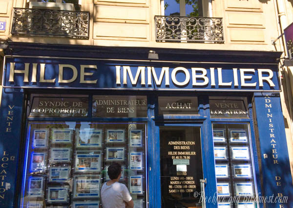 Hilde Realtor Paris