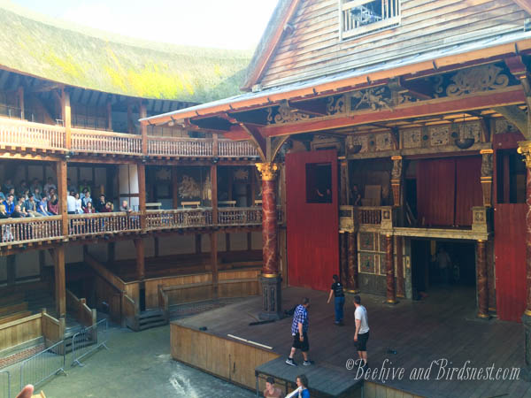 Shakespeares globe theater