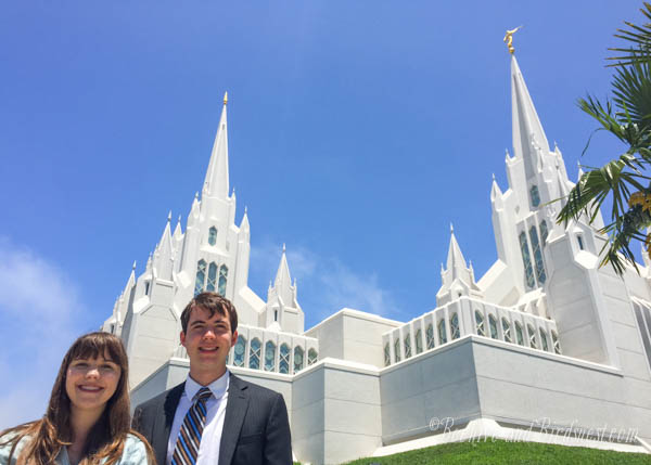 San Diego Temple Kids